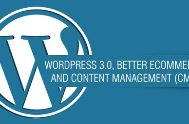 WordPress-3-0-Better-Ecommerce-and-Content-Management-CMS
