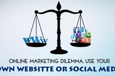 Online-Marketing-Dilemma-Use-Your-own-Website-or-Social-Media