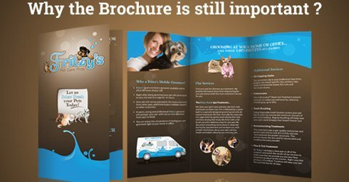 Why the Brochure is still important