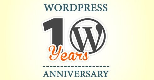 WordPress Completes 10 Years