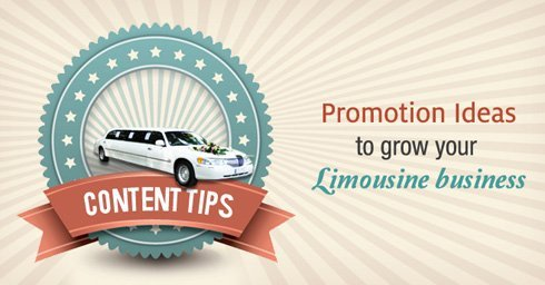 Content Tips for Limo Rental Business