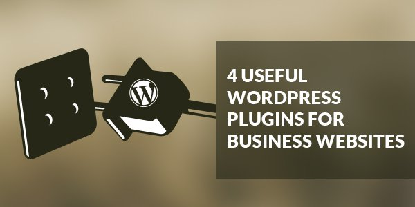 WordPress Plugins for business websites
