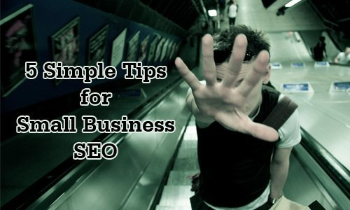 5 Tips for Small Business SEO