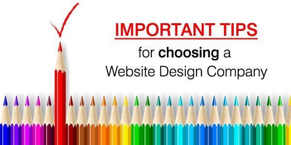 Tips for choosing web design company
