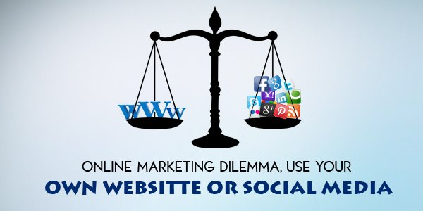Online Marketing Dilemma