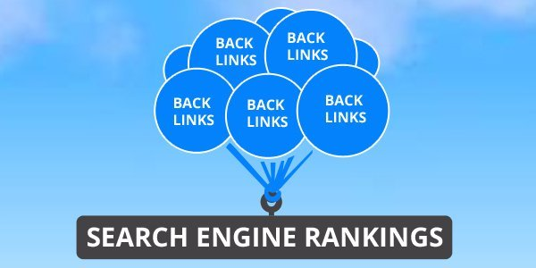 Search Engine Rankings and back links