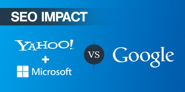 Yahoo plus Microsoft vs Google